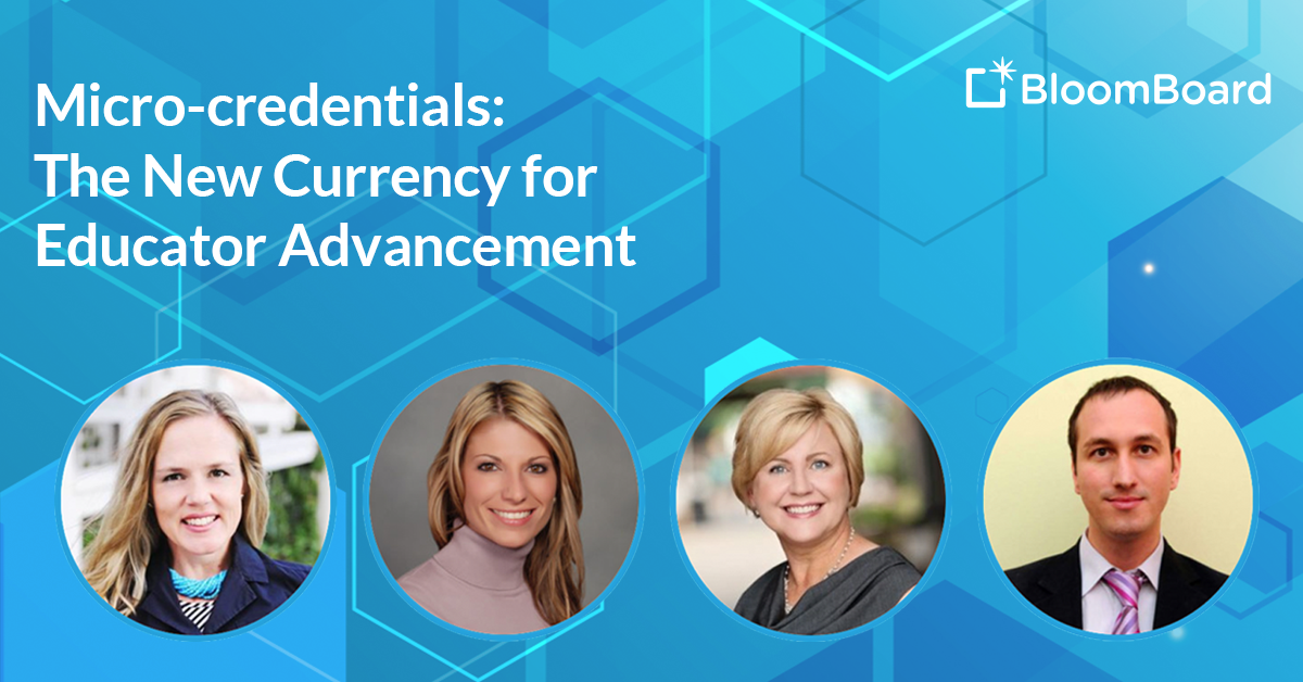 Micro-credentials: The New Currency for Advancement [Webinar]