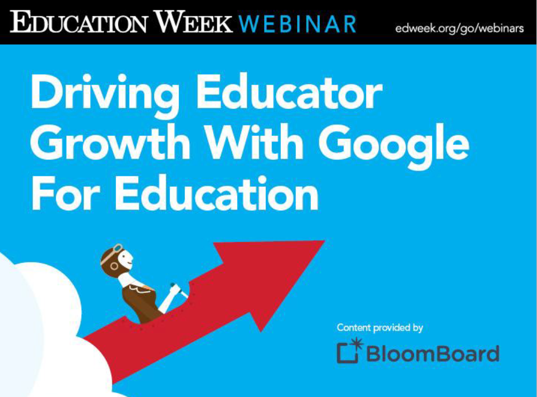 Webinar: Driving Educator Growth with Google for Education
