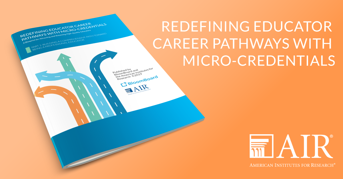 Guide to Redefining Educator Career Pathways